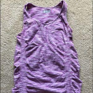 Athleta Purple Athletic Top